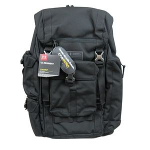 Under Armour UA Cordura Regiment Black Backpack